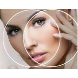 aplicação de laser facial Moema