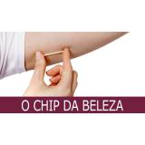 implante hormonal chip da beleza Hipódromo