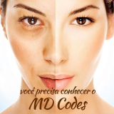 md codes para bochecha