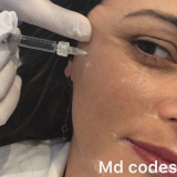 md codes para bochecha preço Saúde