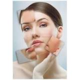 procedimento de laser rosto rejuvenescimento Itaquera