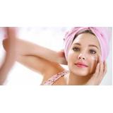 tratamento de pele rosto Jardim Alice