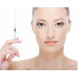 tratamento estético com botox no Ibirapuera