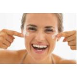 tratamento para manchas escuras no rosto preço Anália Franco