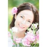 tratamentos para a pele do rosto Chácara Itaim