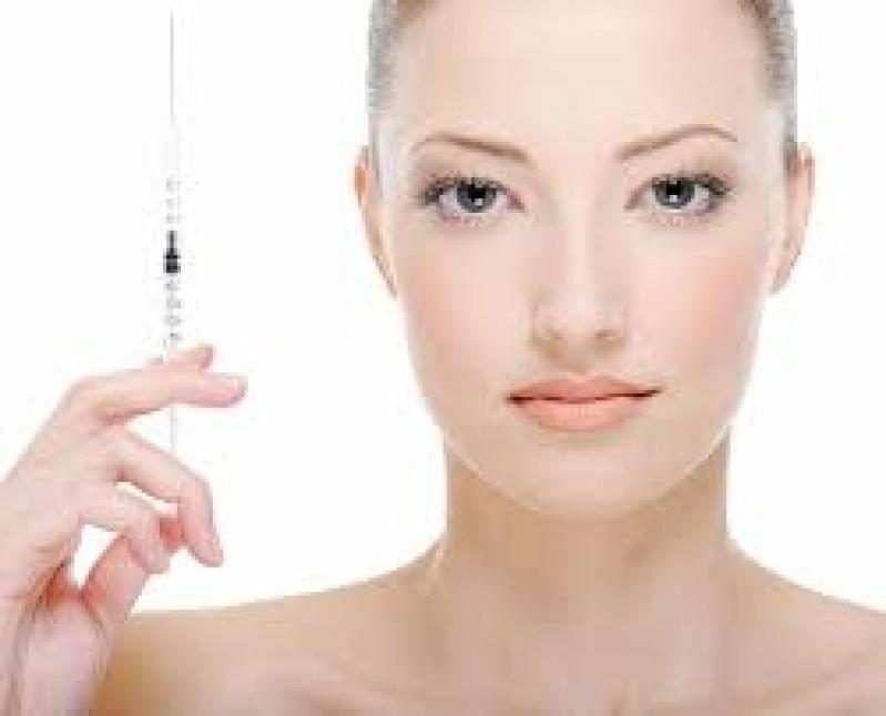 Tratamento Estético com Botox no Jardim Califórnia - Aplicação de Juvederme